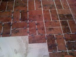 Laminate Brick Flooring Rustic Kitchen Flooring Crowdbuild For