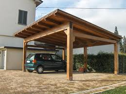 wood carports flat roof sloping roof u2022 braun u0026 würfele perolas