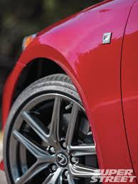 lexus is 250 tires price 2014 lexus is 350 f sport super street magazine