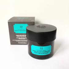 Masker Himalaya the shop himalayan charcoal purifying glow mask review
