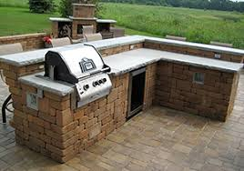Outdoor Kitchen Patio Ideas Outdoor Kitchen Landscaping And Landscape Design For Patio