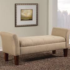 Bedroom Upholstered Benches Bedroom Great Design Ideas With Upholstered Bench For Bedroom