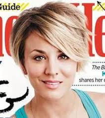 why kaley cucoo cut her hair kaley cuoco is worried her hair looks like justin bieber s upi