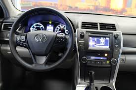 toyota hybrid camry 2017 used toyota camry hybrid le cvt at wolfchase toyota serving