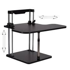 Height Adjustable Desk Diy by Online Buy Wholesale Adjustable Height Desk From China Adjustable