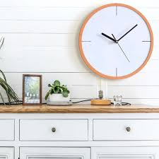 minimalist wall clock aliexpress com buy europe and the united states creative