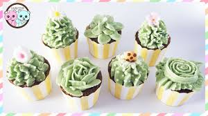 succulent cake succulent cupcakes sugarcoder youtube
