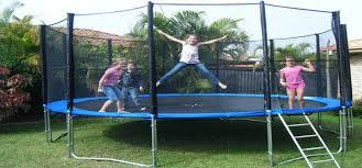 Best Backyard Trampoline by Best Trampoline For Backyard Outdoor Goods