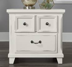 nightstands distressed gray nightstand distressing furniture