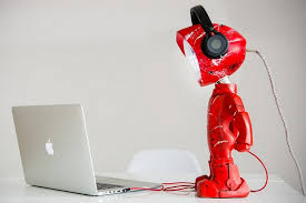 Red Desk Light Cool Lamps