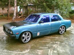 foto modifikasi mobil toyota corona sedan terbaik