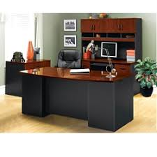 Home Office Executive Computer Desk Home Office Furniture Sets Complete Executive Desk Set At Nbf Com
