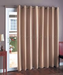 sliding door shades home depot curtains that can hang in front of