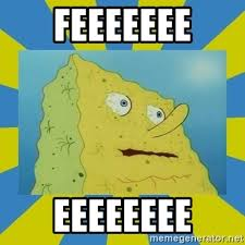 Spongebob Meme Creator - feeeeeee eeeeeeee dry spongebob meme generator