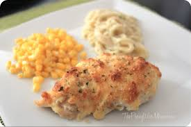 Dinner Ideas Using Chicken Parmesan Crusted Chicken Recipe Fast U0026 Easy Dinner The