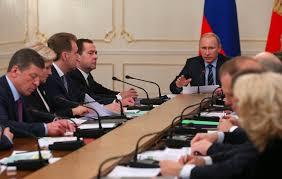 Russian Cabinet Putin Said To Shrink Inner Circle As Ukraine Hawks Trump Tycoons