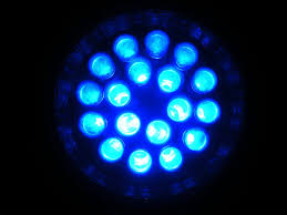 beautiful blue led lights for kitchen bedroom ceiling floor