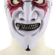 Zombie Mask Latex Horror Zipper Mouth Zombie Mask Scary Full Head Masks For
