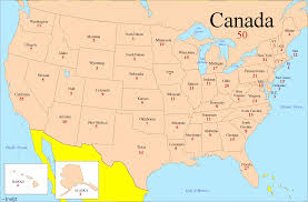 Map Of Alaska And Usa by List Of Canadian Provinces And Territories By Gross Domestic