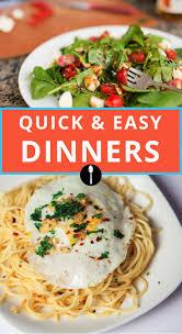 Quick Simple Dinner Ideas 293 Best Dinner Recipes Images On Pinterest Dinner Recipes