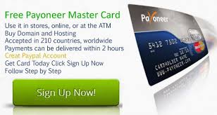 free prepaid cards how to get free payoneer prepaid master card account free 25 bonus