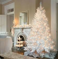 white pre lit artificial tree 7 5 foot with 1 200 tips