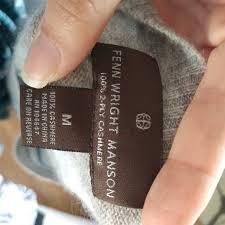 87 off fenn wright manson sweaters fenn wright manson cashmere