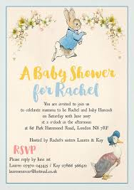 rabbit baby shower rabbit baby shower invitations sempak dc52c4a5e502