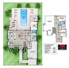 south florida designs cameron 2 story contemporary floor plan
