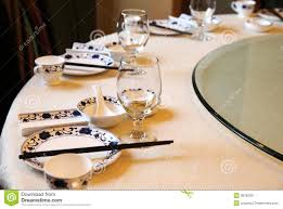 Table Setting Images by Chinese Banquet Table Setting Stock Photo Image 38788321
