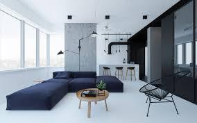 Minimalist Apartment Dervish Designs A Urban Minimalist Apartment In Kiev Ukraine