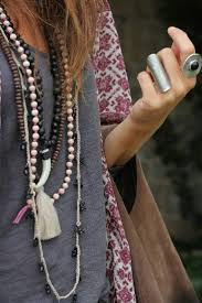 boho layered necklace images 15 ways to wear layered necklace like a pro jpg