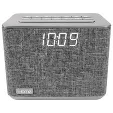 sony am fm dual alarm clock radio icfc1tb black audio docks