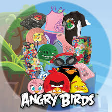 angry birds aquatics products launches exclusively
