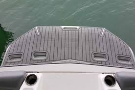 custom deck swim platform pads rubber marine non skid mats aqua