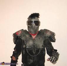 Biker Halloween Costume Mad Max 2 Road Warrior Bad Biker Costume Costume Works