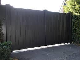 hadleigh design iroko hardwood gates painted black jpg 1024 768