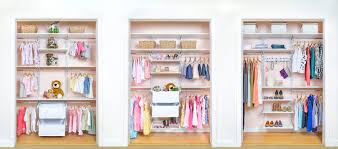 Organized Living Bedroom Closets - Bedroom closets design