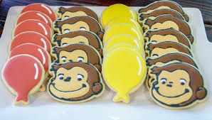 curious george birthday simple curious george birthday party decor and the dog