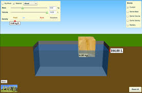 density mass volume phet interactive simulations