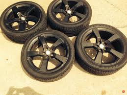 camaro rims for sale sold black camaro ss rims and tires for sale chicago