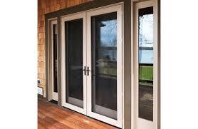 Wood Patio Doors Majesty Hinged Wood Patio Door Harvey Building Products