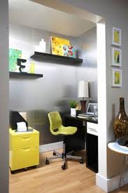Decorate My Office by Chic Living Room Office Small Space Latest Design Small Office