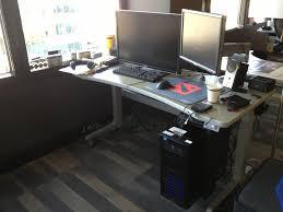 custom built computer desks custom built