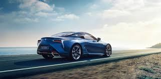 lexus hybrid on sale 2017 lexus lc 500h hybrid supercar revealed goes on sale in 2017