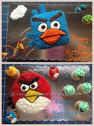 25 angry birds cupcakes ideas angry birds