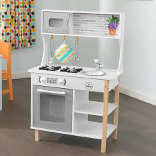 cuisine kidkraft avis kidkraft all play kitchen with accessories walmart com