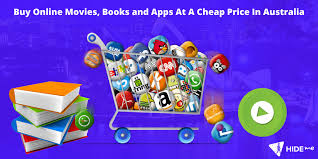 buy online movies books and apps at a cheap price in australia