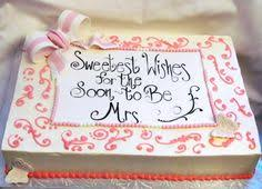 wedding shower cakes wedding shower sheet cake and cupcakes cake by