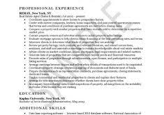 Real Estate Resume Sample by Glamorous Real Estate Resume Sample 2 Real Estate Agent Resume